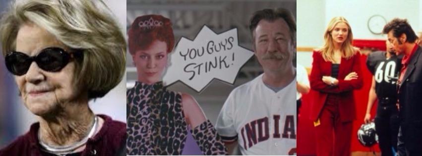 Martha Ford, Major League, Any GivenSunday