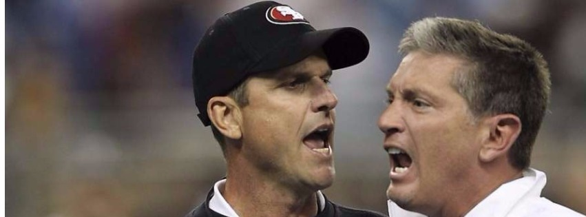 Harbaugh: I'm Torn